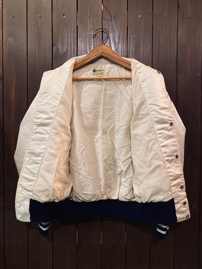 マグネッツ神戸店 8/8(土)Varsity Jacket入荷! #4 Black & White!!!_c0078587_11053127.jpg