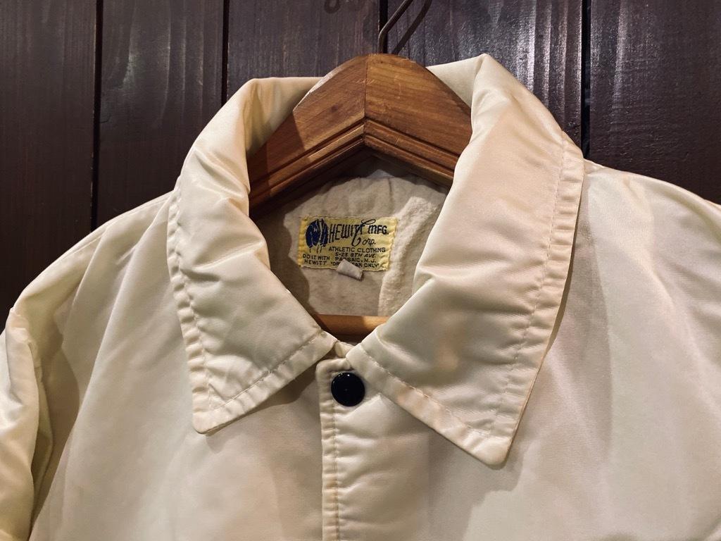 マグネッツ神戸店 8/8(土)Varsity Jacket入荷! #4 Black & White!!!_c0078587_11060629.jpg