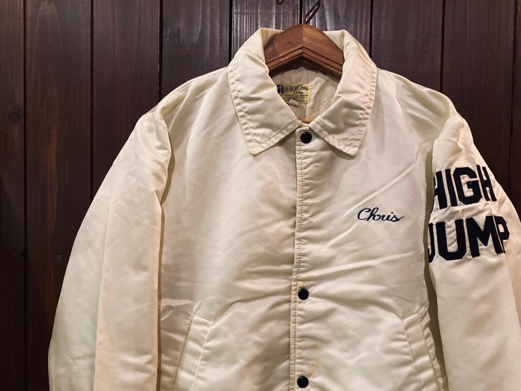 マグネッツ神戸店 8/8(土)Varsity Jacket入荷! #4 Black & White!!!_c0078587_11060632.jpg