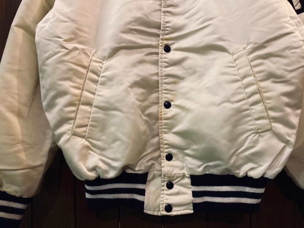 マグネッツ神戸店 8/8(土)Varsity Jacket入荷! #4 Black & White!!!_c0078587_11060737.jpg