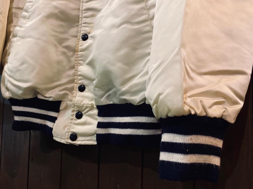 マグネッツ神戸店 8/8(土)Varsity Jacket入荷! #4 Black & White!!!_c0078587_11060740.jpg