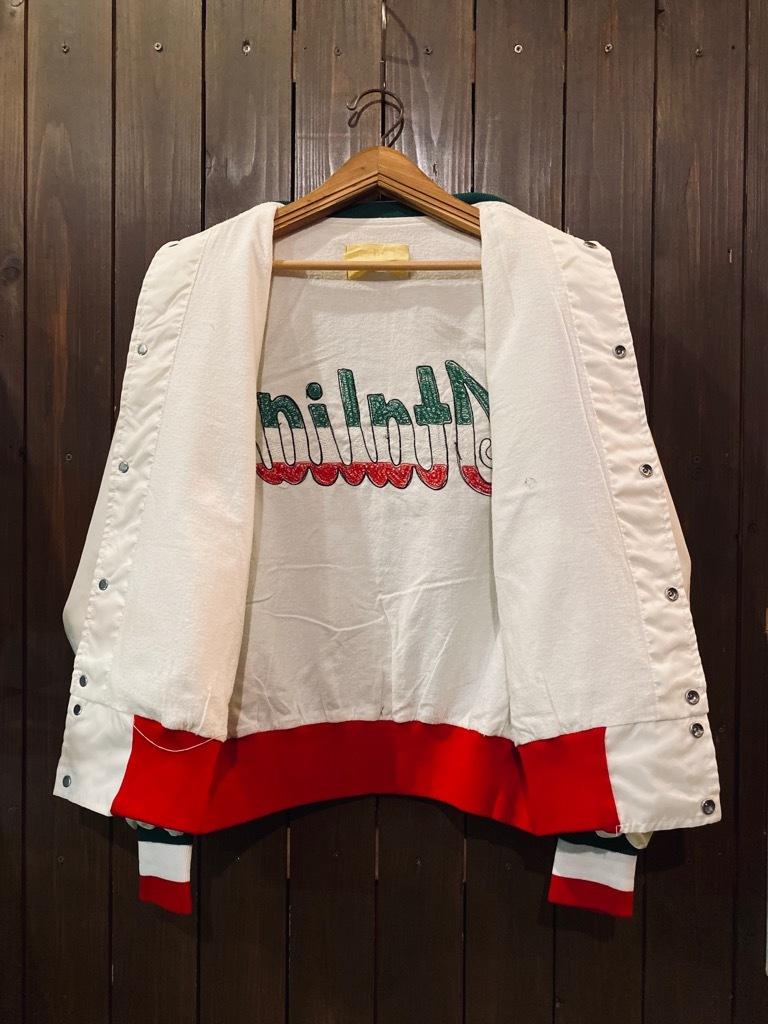 マグネッツ神戸店 8/8(土)Varsity Jacket入荷! #4 Black & White!!!_c0078587_11064013.jpg