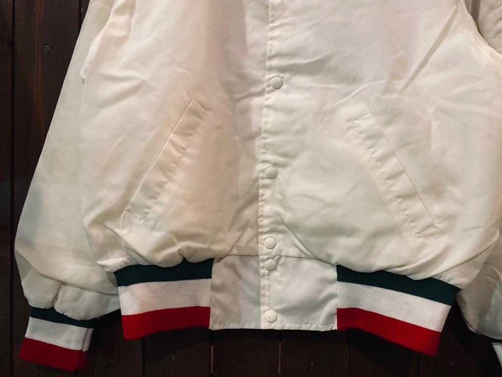 マグネッツ神戸店 8/8(土)Varsity Jacket入荷! #4 Black & White!!!_c0078587_11070703.jpg