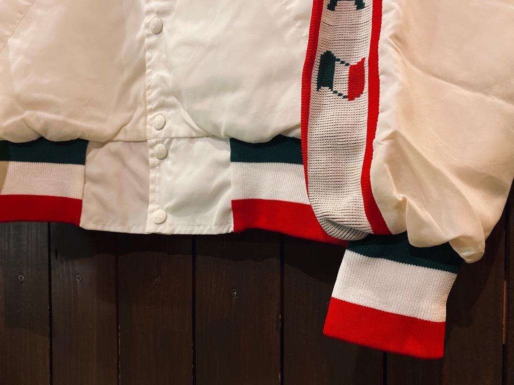 マグネッツ神戸店 8/8(土)Varsity Jacket入荷! #4 Black & White!!!_c0078587_11070755.jpg
