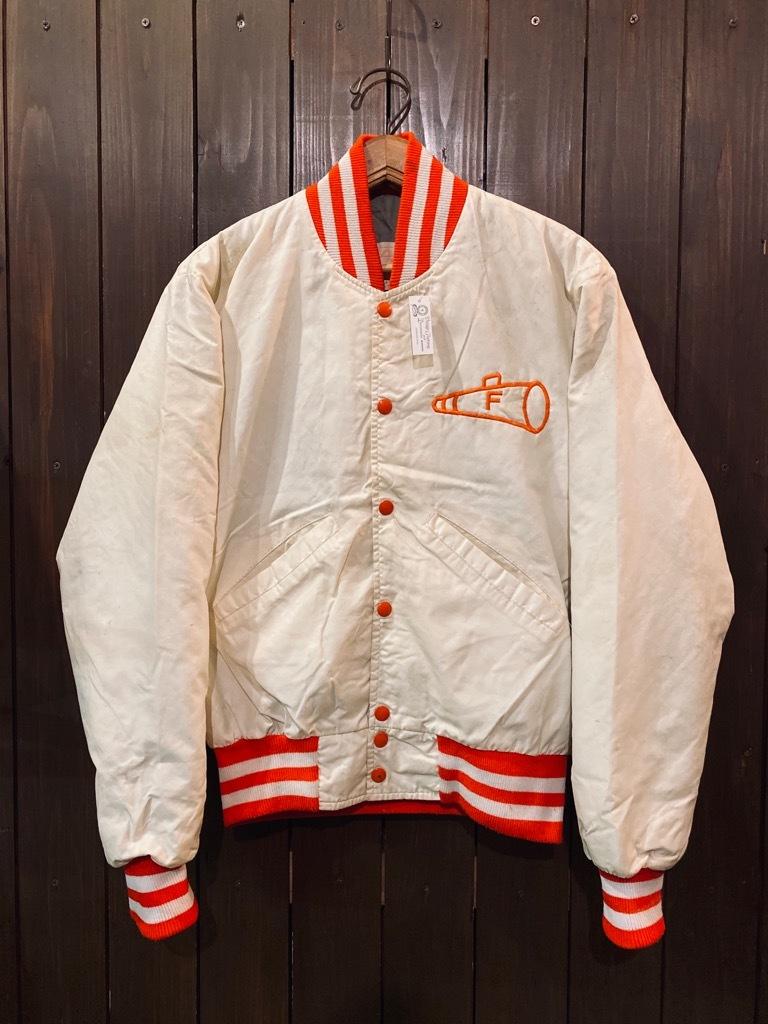 マグネッツ神戸店 8/8(土)Varsity Jacket入荷! #4 Black & White!!!_c0078587_11081700.jpg