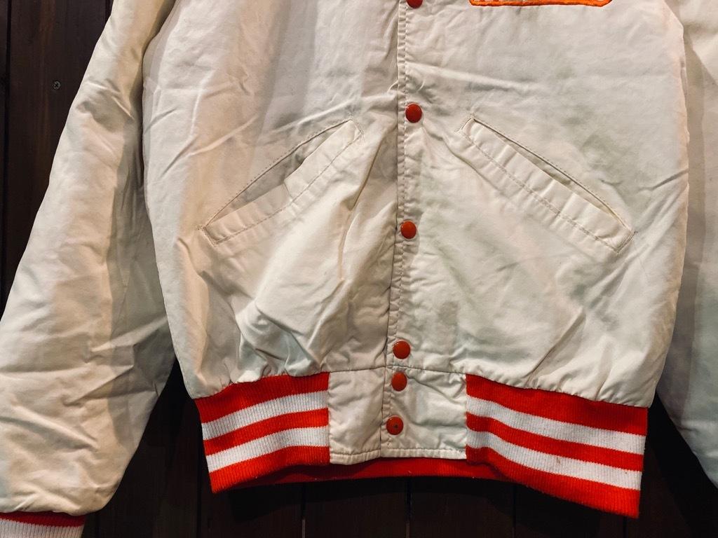 マグネッツ神戸店 8/8(土)Varsity Jacket入荷! #4 Black & White!!!_c0078587_11084661.jpg