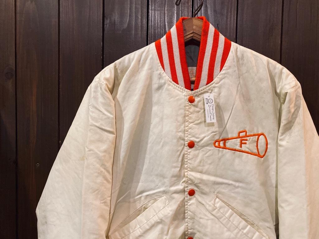 マグネッツ神戸店 8/8(土)Varsity Jacket入荷! #4 Black & White!!!_c0078587_11084695.jpg