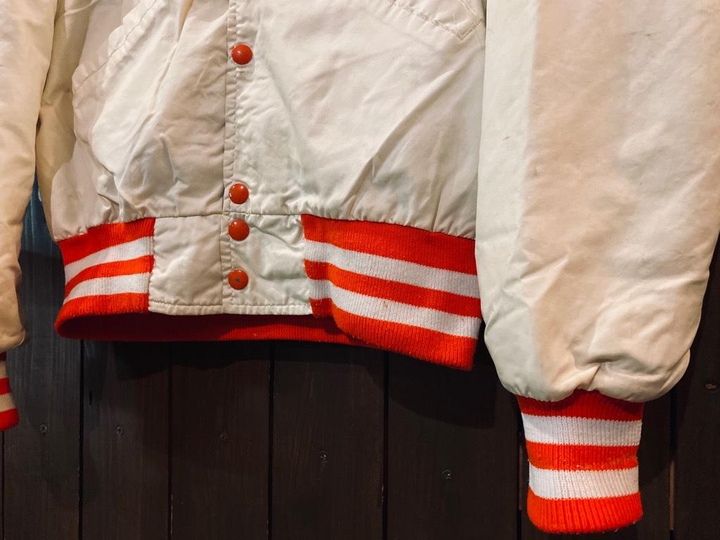 マグネッツ神戸店 8/8(土)Varsity Jacket入荷! #4 Black & White!!!_c0078587_11084750.jpg