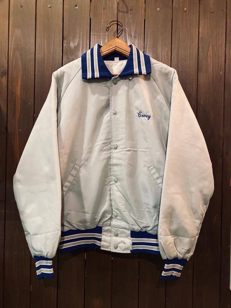 マグネッツ神戸店 8/8(土)Varsity Jacket入荷! #4 Black & White!!!_c0078587_11092480.jpg