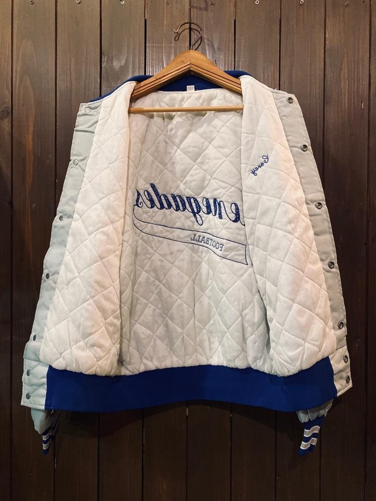 マグネッツ神戸店 8/8(土)Varsity Jacket入荷! #4 Black & White!!!_c0078587_11092518.jpg