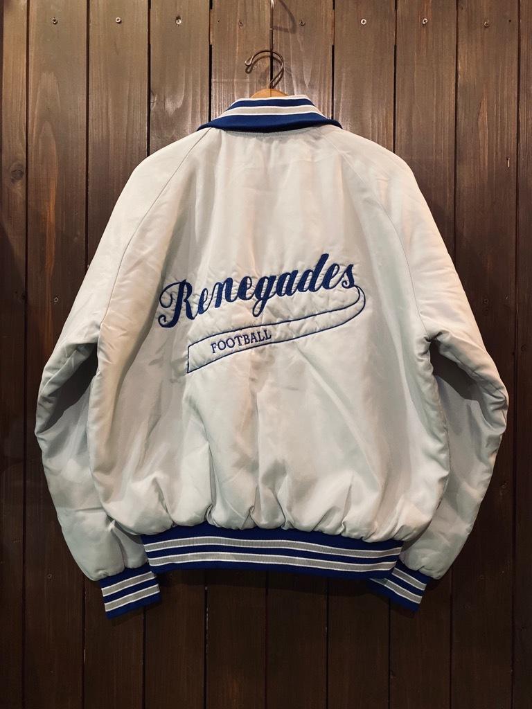 マグネッツ神戸店 8/8(土)Varsity Jacket入荷! #4 Black & White!!!_c0078587_11092526.jpg