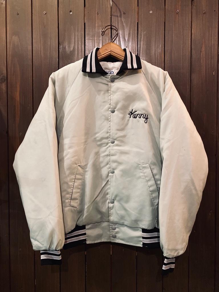 マグネッツ神戸店 8/8(土)Varsity Jacket入荷! #4 Black & White!!!_c0078587_11101972.jpg