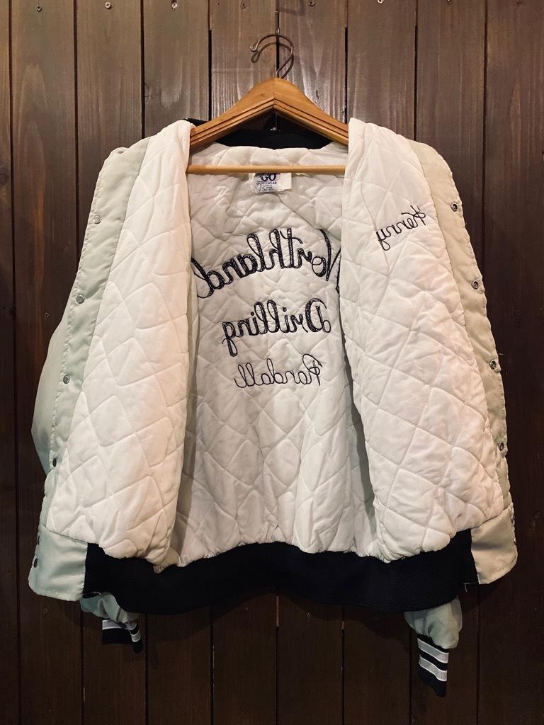 マグネッツ神戸店 8/8(土)Varsity Jacket入荷! #4 Black & White!!!_c0078587_11101976.jpg
