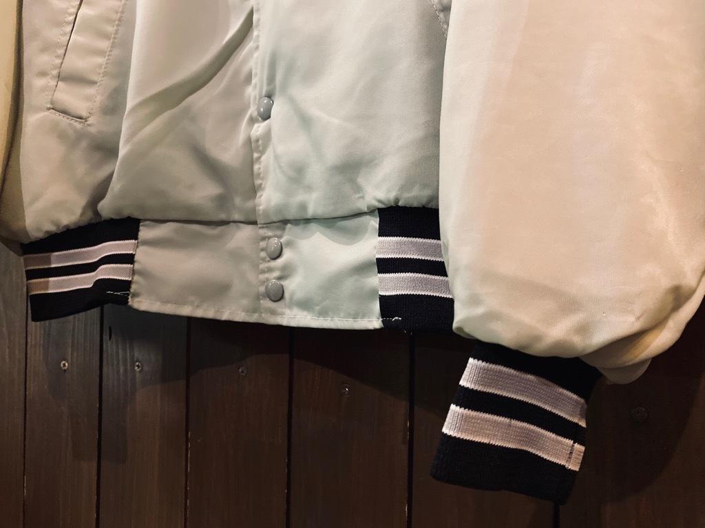 マグネッツ神戸店 8/8(土)Varsity Jacket入荷! #4 Black & White!!!_c0078587_11105004.jpg
