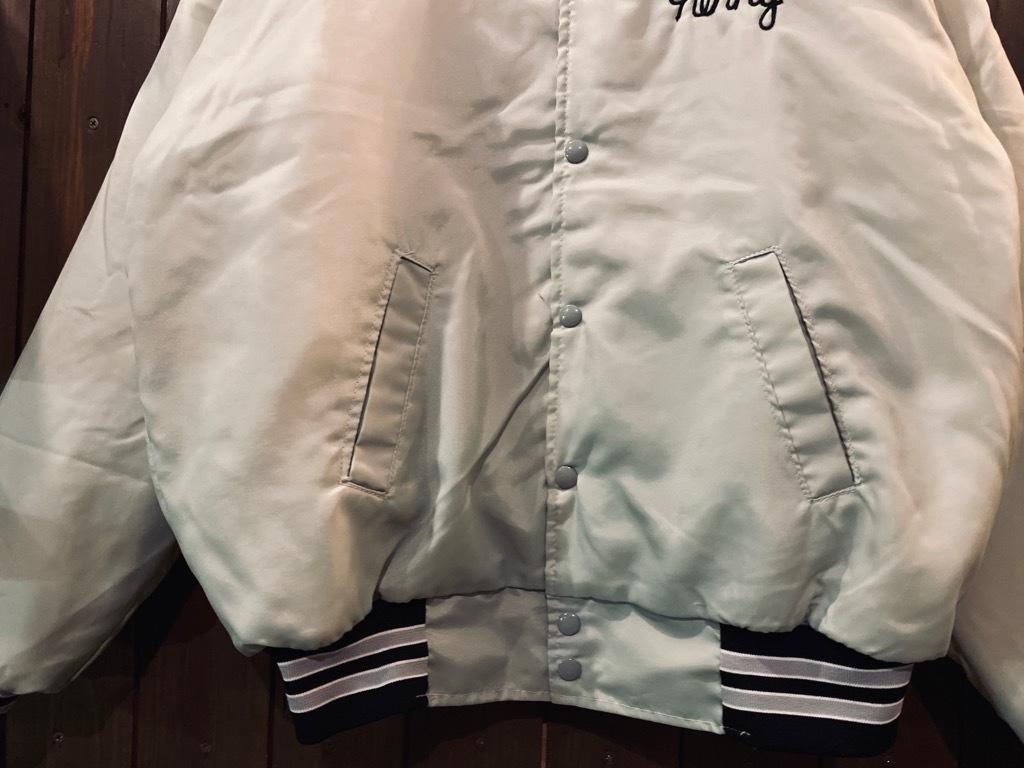 マグネッツ神戸店 8/8(土)Varsity Jacket入荷! #4 Black & White!!!_c0078587_11105005.jpg