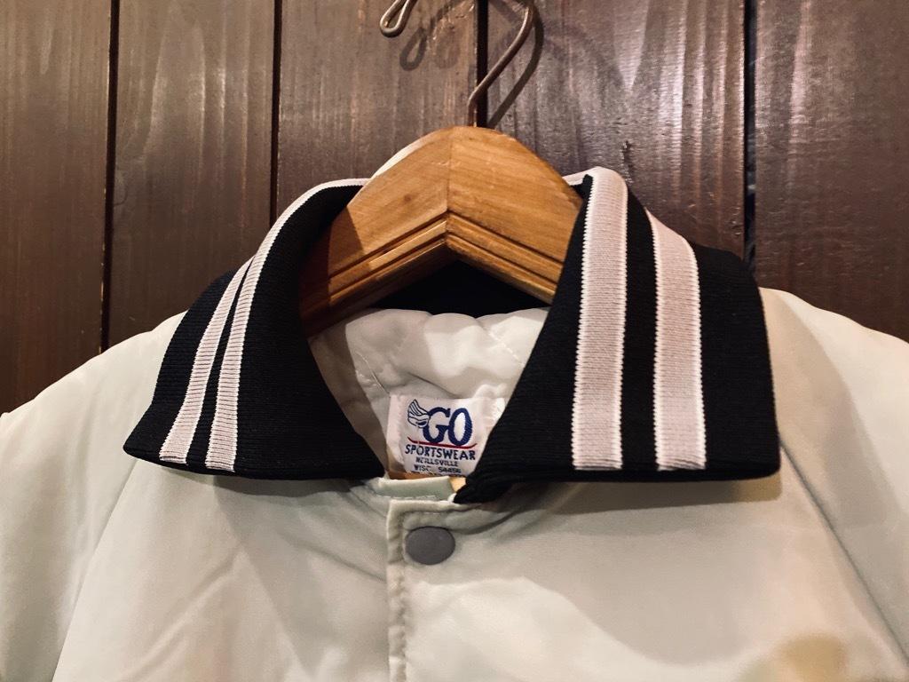 マグネッツ神戸店 8/8(土)Varsity Jacket入荷! #4 Black & White!!!_c0078587_11105173.jpg