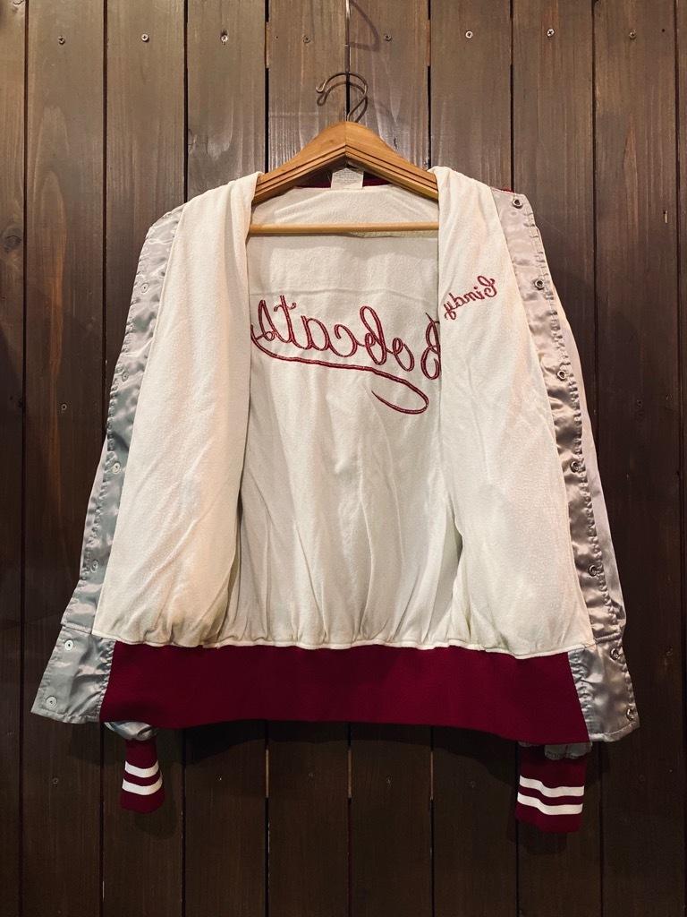 マグネッツ神戸店 8/8(土)Varsity Jacket入荷! #4 Black & White!!!_c0078587_11111426.jpg