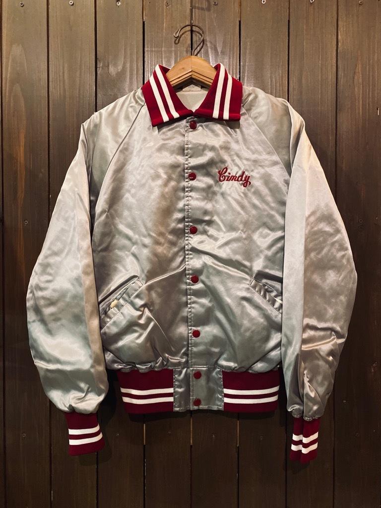 マグネッツ神戸店 8/8(土)Varsity Jacket入荷! #4 Black & White!!!_c0078587_11111546.jpg