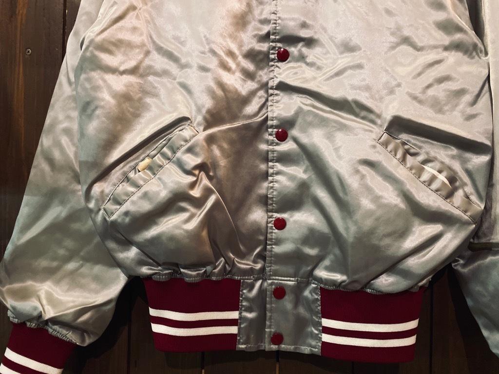 マグネッツ神戸店 8/8(土)Varsity Jacket入荷! #4 Black & White!!!_c0078587_11114930.jpg
