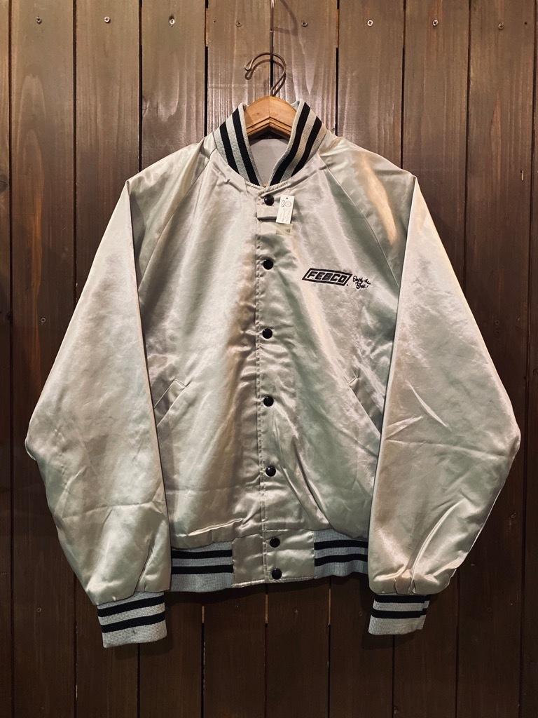 マグネッツ神戸店 8/8(土)Varsity Jacket入荷! #4 Black & White!!!_c0078587_11121853.jpg