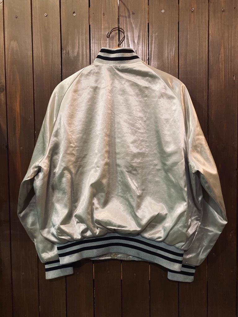 マグネッツ神戸店 8/8(土)Varsity Jacket入荷! #4 Black & White!!!_c0078587_11121855.jpg