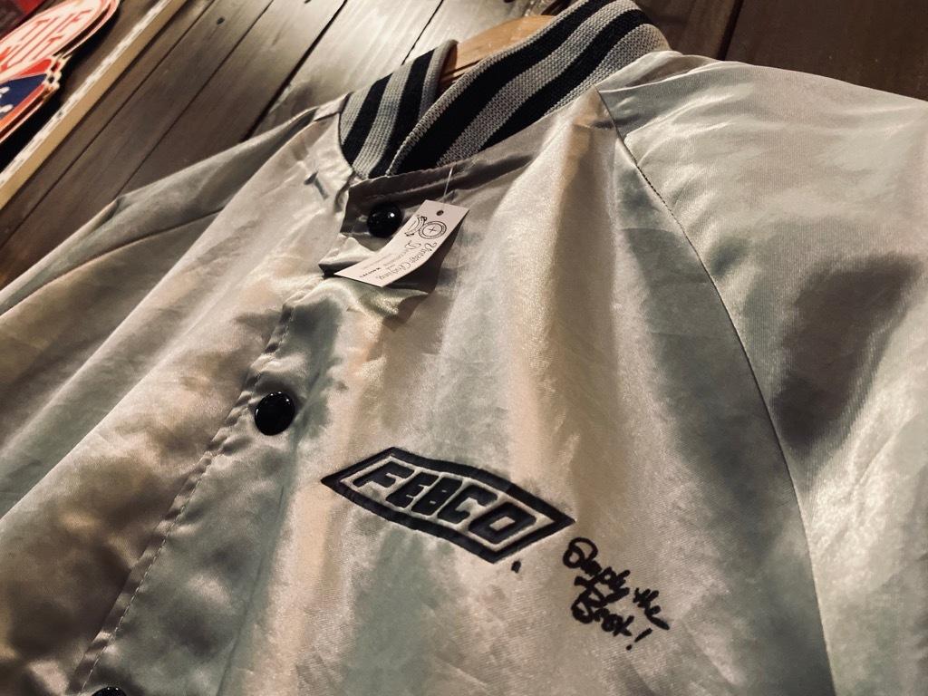 マグネッツ神戸店 8/8(土)Varsity Jacket入荷! #4 Black & White!!!_c0078587_11121883.jpg