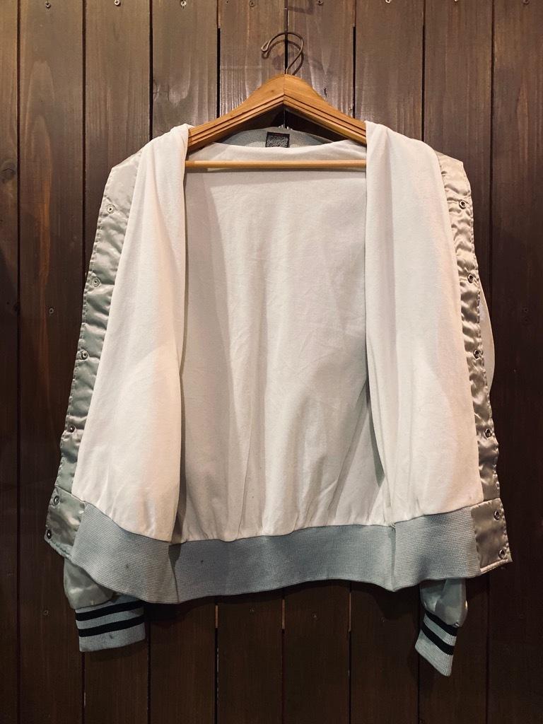 マグネッツ神戸店 8/8(土)Varsity Jacket入荷! #4 Black & White!!!_c0078587_11121923.jpg
