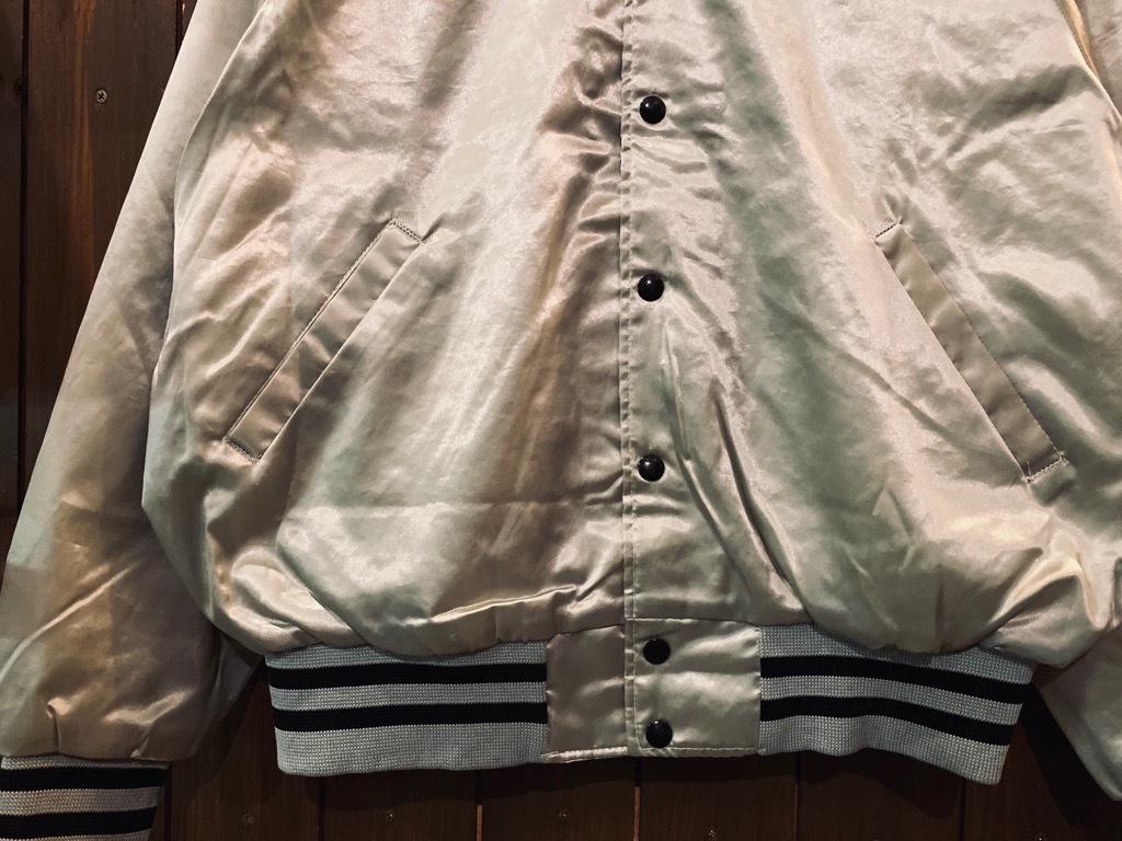 マグネッツ神戸店 8/8(土)Varsity Jacket入荷! #4 Black & White!!!_c0078587_11131951.jpg