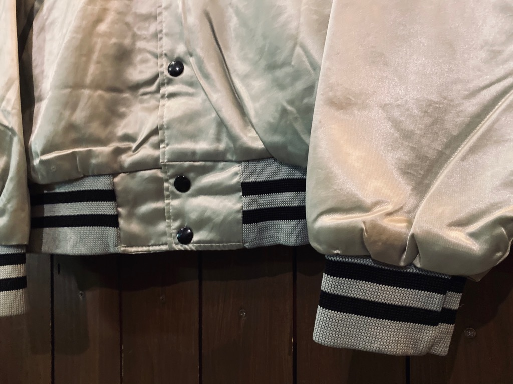 マグネッツ神戸店 8/8(土)Varsity Jacket入荷! #4 Black & White!!!_c0078587_11131985.jpg