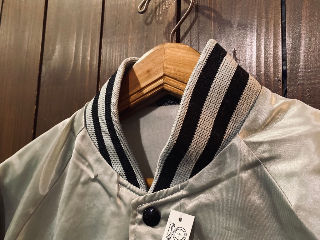マグネッツ神戸店 8/8(土)Varsity Jacket入荷! #4 Black & White!!!_c0078587_11132021.jpg
