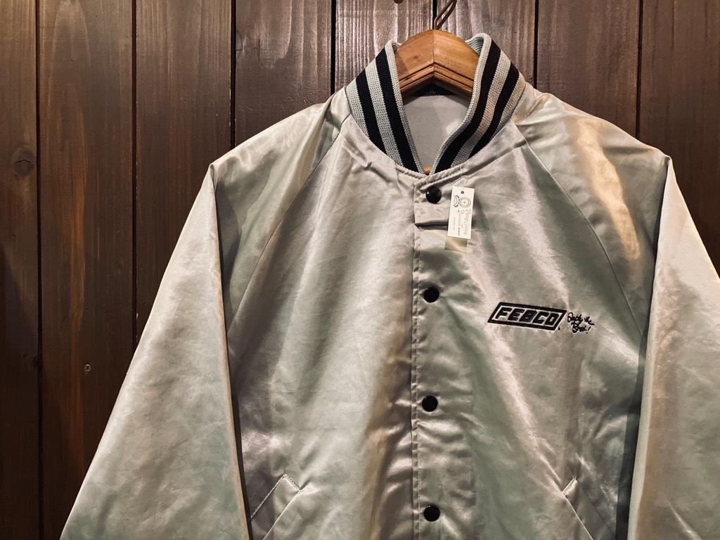 マグネッツ神戸店 8/8(土)Varsity Jacket入荷! #4 Black & White!!!_c0078587_11132042.jpg