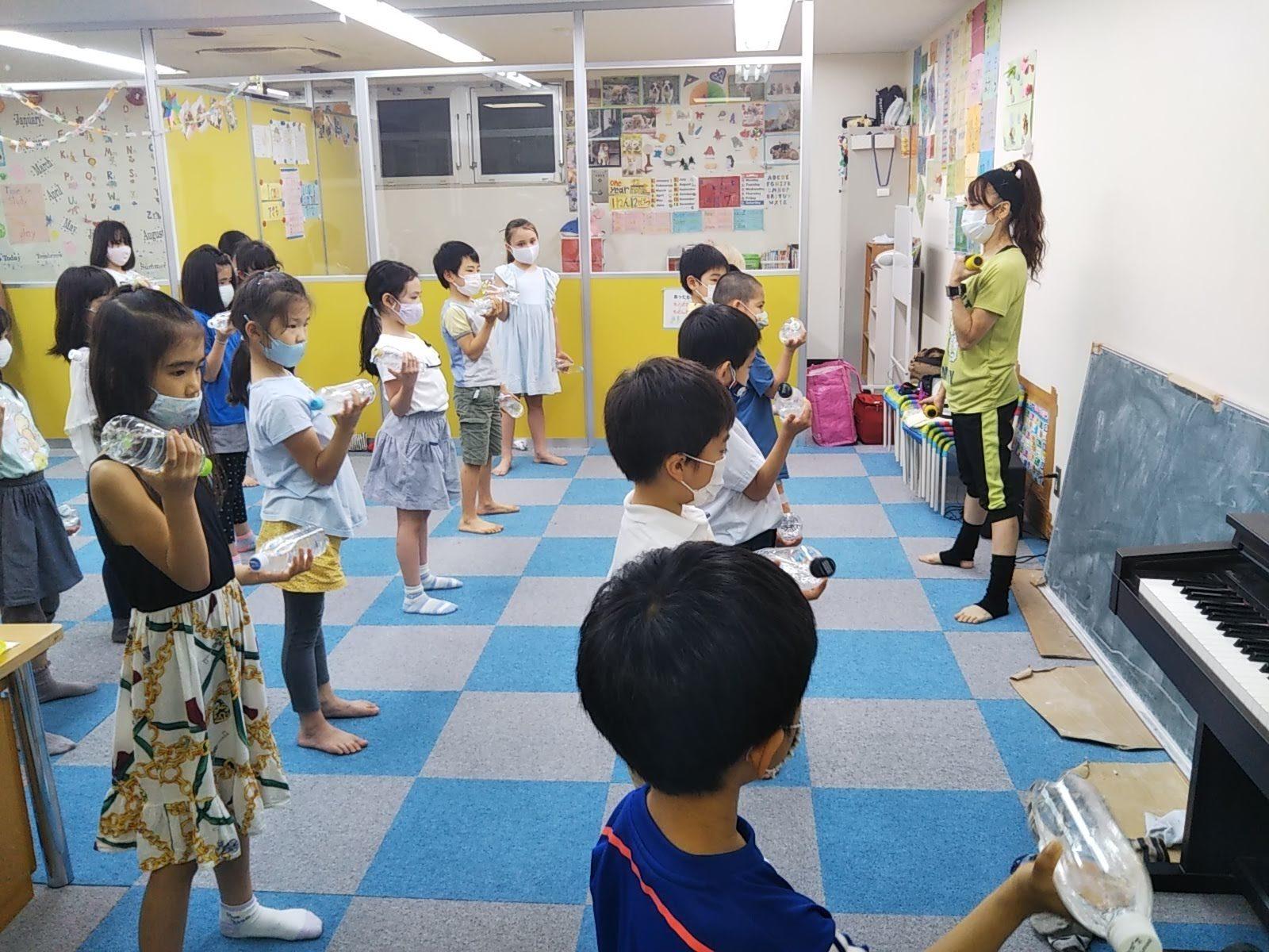 7月15日 Dance  Event ☆ ペットボトルで Dancing!_c0315908_11370488.jpg