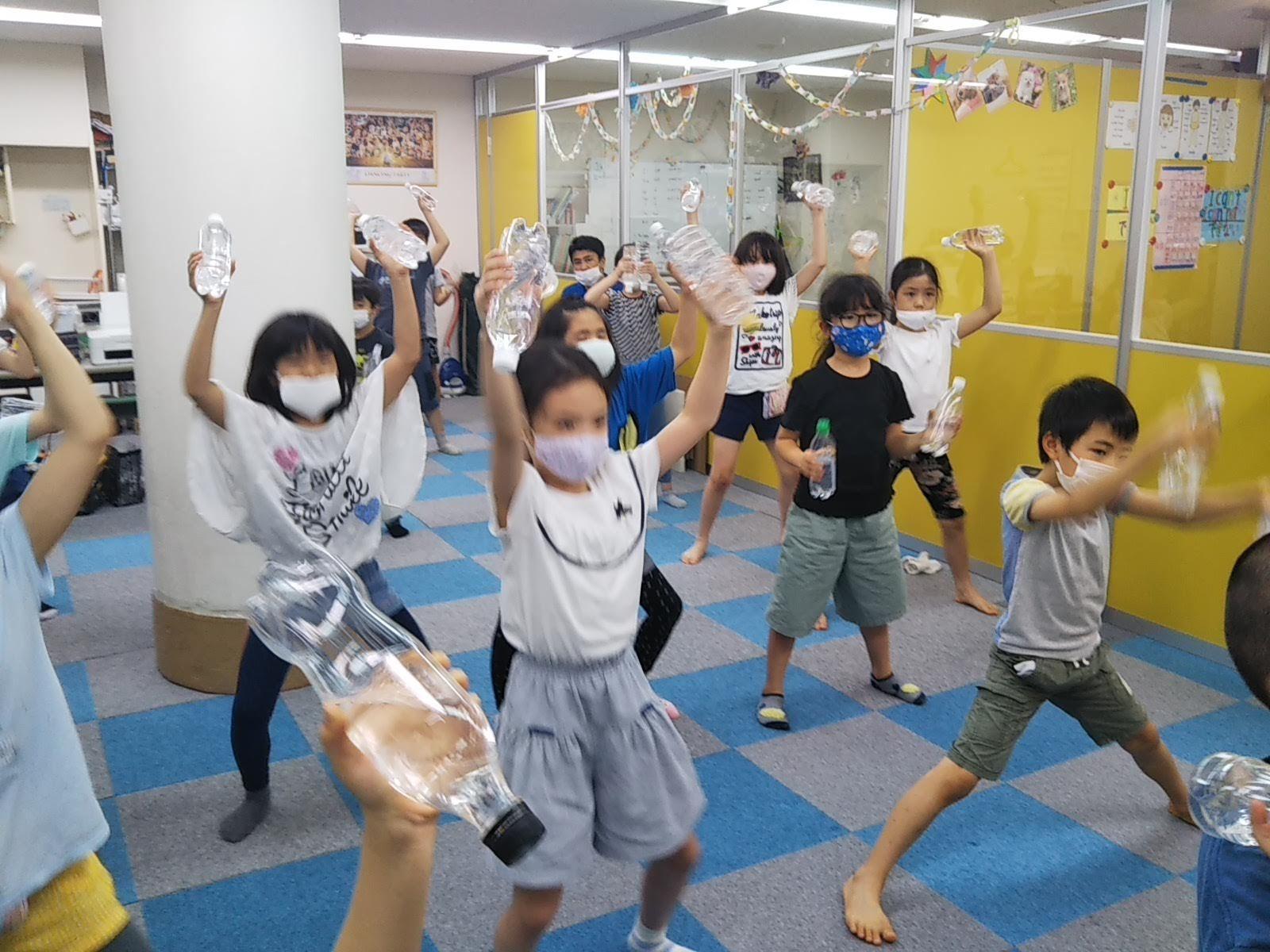 7月15日 Dance  Event ☆ ペットボトルで Dancing!_c0315908_11400181.jpg