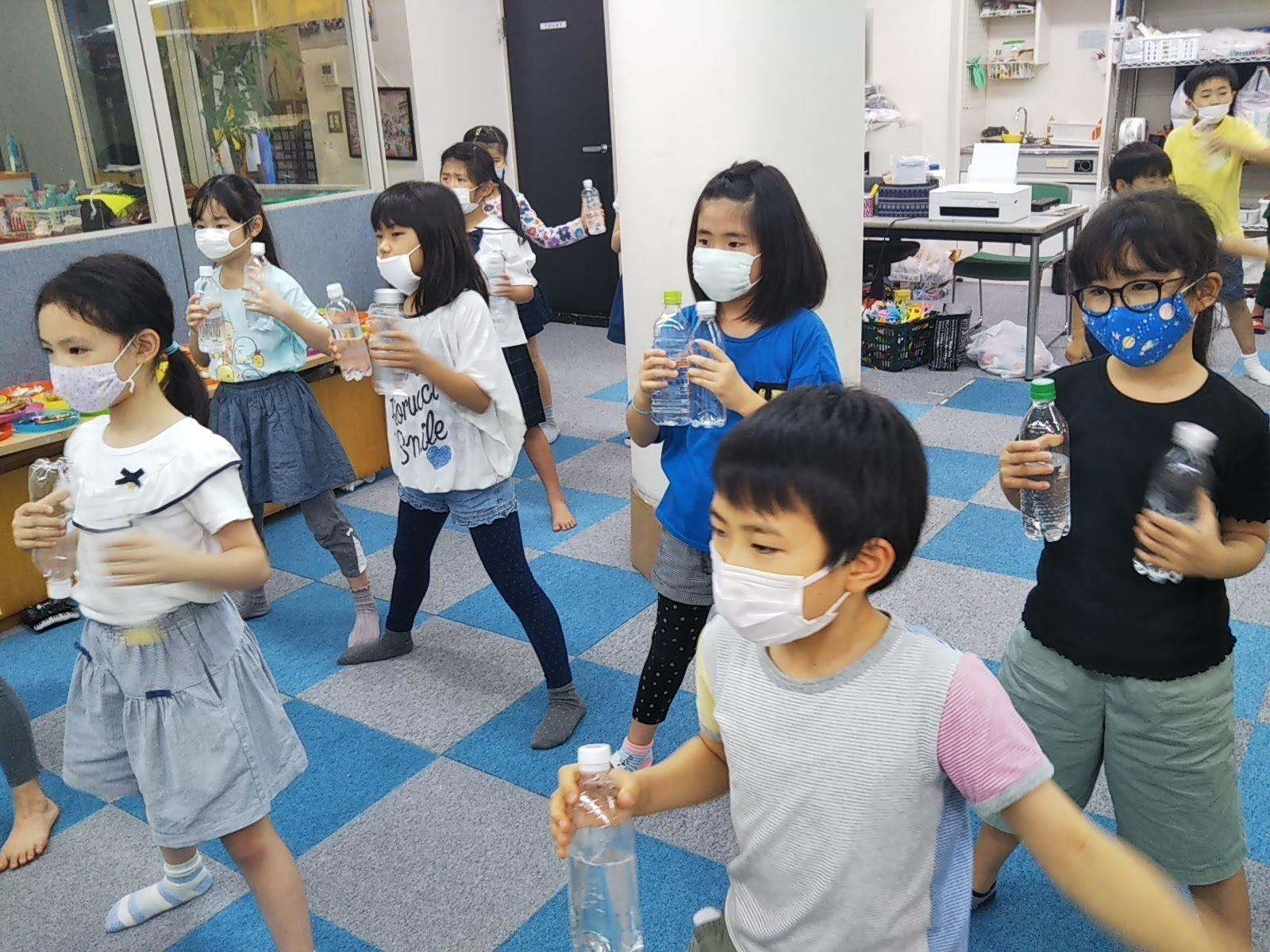 7月15日 Dance  Event ☆ ペットボトルで Dancing!_c0315908_11401227.jpg