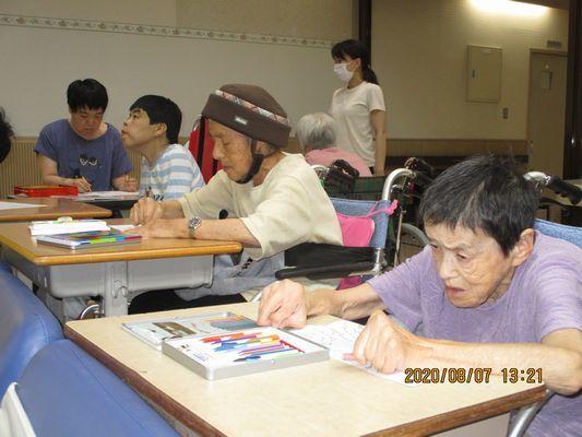 8/7 創作活動_a0154110_13023986.jpg