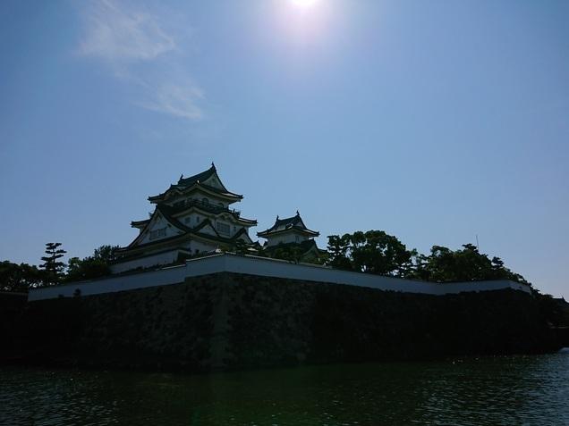 きれいになってた~久しぶりの岸和田城と城下町~_d0129713_17242068.jpg