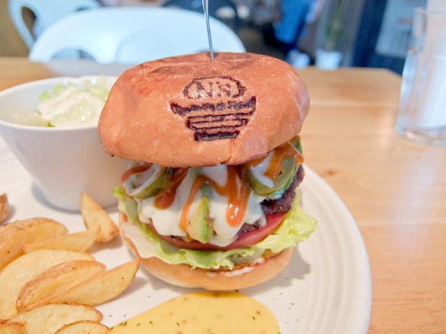 The Burger Stand -N\'s-(池下) #6_e0160313_10392668.jpg