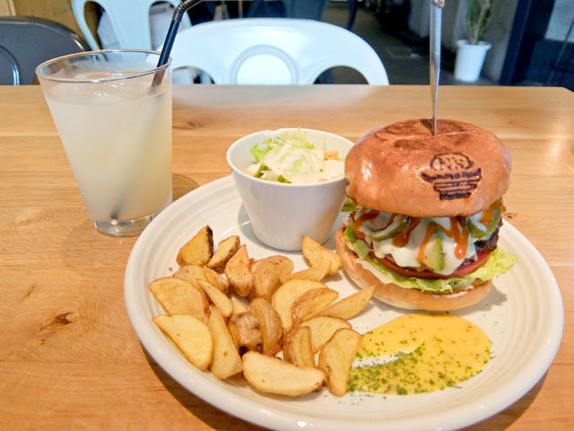 The Burger Stand -N\'s-(池下) #6_e0160313_10471891.jpg