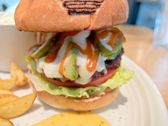 The Burger Stand -N\'s-(池下) #6_e0160313_10483620.jpg