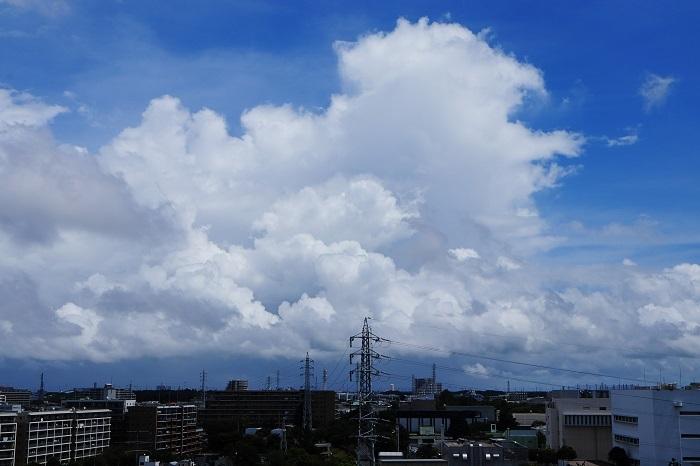 積乱雲との出会い_b0268615_11151430.jpg