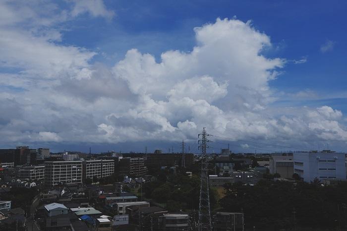 積乱雲との出会い_b0268615_11155121.jpg