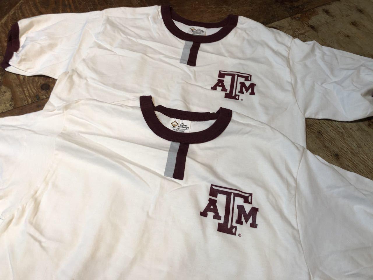 8月9日(日)入荷! 80s デッドストック #2  MADE IN U.S.A  the cotton exchange コットンエクスチェンジ ちょこチン Tシャツ!_c0144020_15423759.jpg