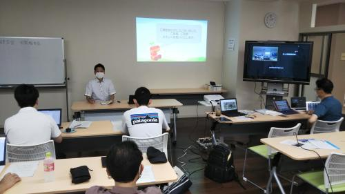 氷上情報教育研究会 中間報告会_c0040752_14025328.jpg