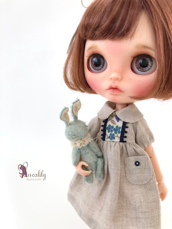 *lucalily * dolls clothes* Linen clothes set *_d0217189_14592463.jpeg