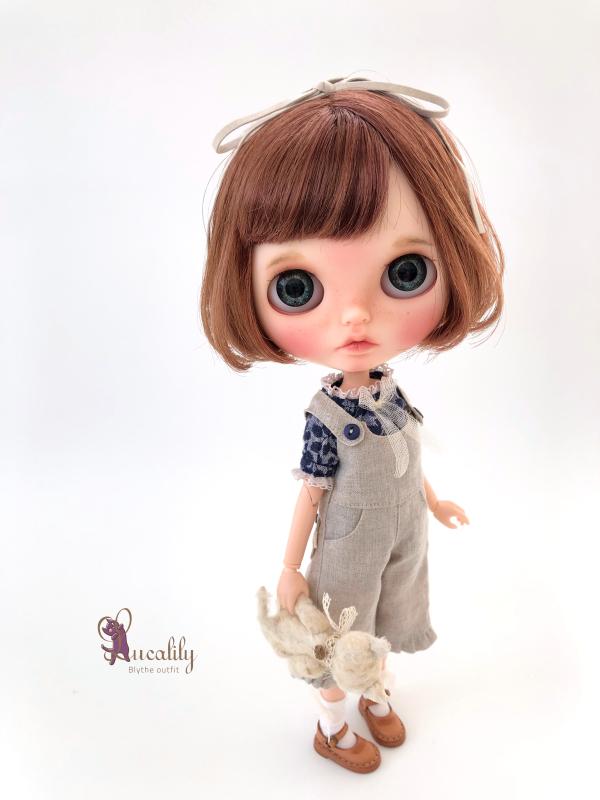 *lucalily * dolls clothes* Linen clothes set *_d0217189_15001631.jpeg
