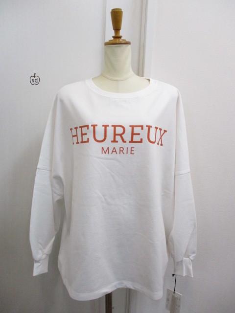 MARIED\'OR マリードール   MARIED\'OR  / フロントロゴ 裾しぼりP/O_e0076692_11341276.jpg
