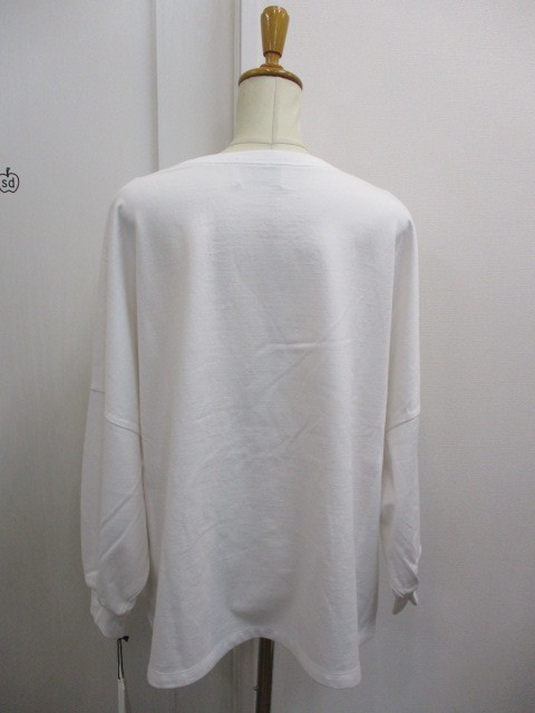 MARIED\'OR マリードール   MARIED\'OR  / フロントロゴ 裾しぼりP/O_e0076692_11341863.jpg