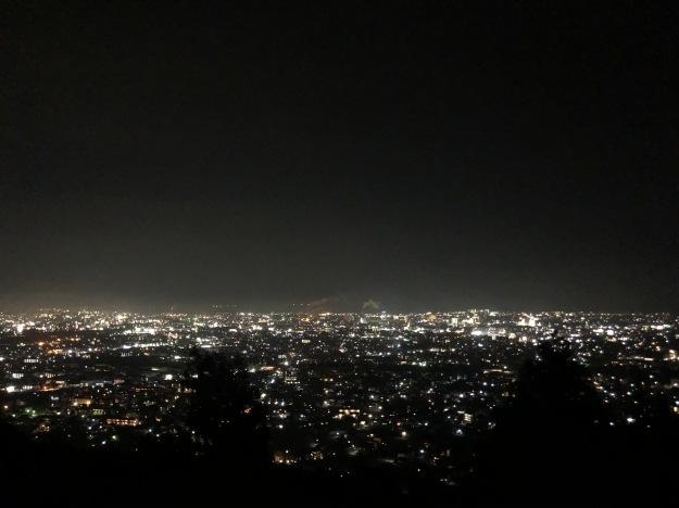 夜景を見に行きました_d0035895_15095658.jpg