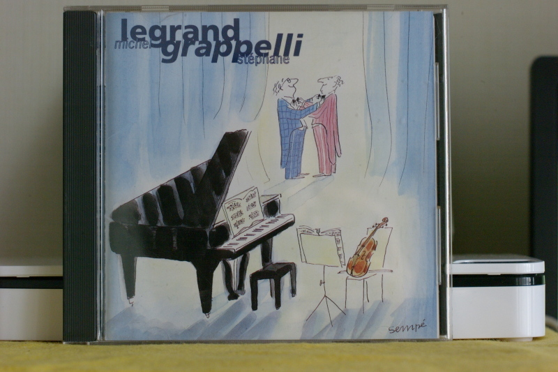 Michel Legrand  Stephane Grappelli   Theme from summer of \'42_b0352397_12072889.jpg