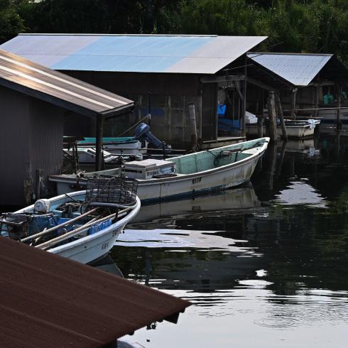 穴道湖畔の風景 01_f0099102_10431971.jpg